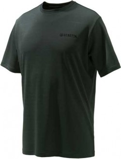 Beretta BERETTA T-SHIRT US TECH SMALL DARK GREEN