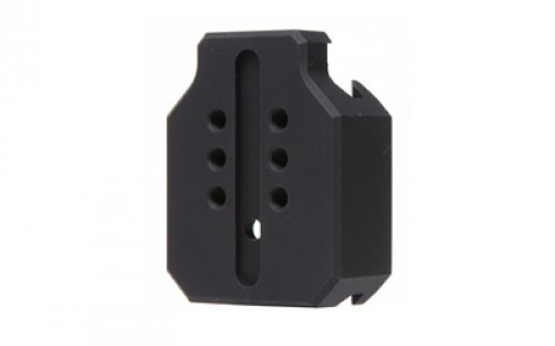 DoubleStar CZ Scorpion Receiver Block Black Aluminum