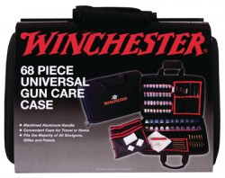 Winchester 68-Piece Super Deluxe Universal Gun Care Kit - Bronze