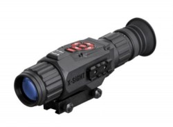 American Technology Network X-Sight II 3-14X Smart Day/Night Rifle Scope Black HD Optics