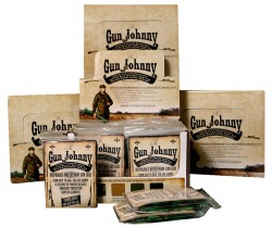Gun Johnny GJ006 Disposable Waterproof Gun Bag Treated Plastic 12