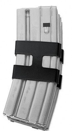CAA CDMCC AR15 Magazine Coupler Black