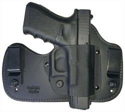 Flashbang Holsters Ava In-Waistband Holster Kahr P380 Right Handed Black