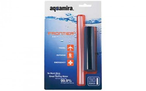 McNett Aquamira Tactical Frontier
