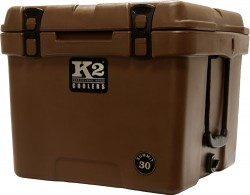 K2 Coolers Summit Series 30 Qt Mud Brown Ducks Unlmtd Edition S30MBDU