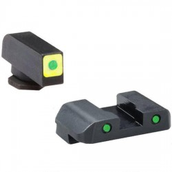 AMERIGLO NIGHT SIGHTS FOR GLOCK GREEN TRITIUM CAP LE 20/21/29/30/31/32/36/40/41