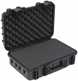 SKB Cases Mil-Std Waterproof Case, 5in. Deep w/ cubed foam 16 x 10 x 5-1/2 3I-1610-5B-C
