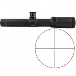 HUSKEMAW SCOPE 1-6X24 30MM