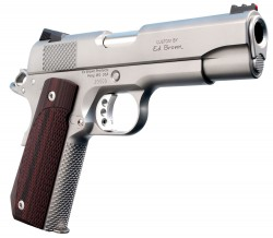 Ed Brown KC18SS Kobra Carry Single 45 Automatic Colt Pistol (ACP) 4.25