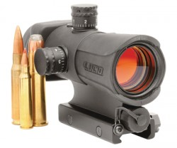 Lucid Red Dot Sight, Variable Reticle, Black L-HD7