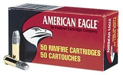 FEDERAL AMRCN EAGLE PROMO AMO 22LR 38 HP 10/40RD