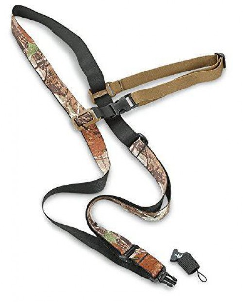 CROOKED HORN OUTFITTERS RANGE FINDER SLING-CAMO