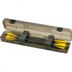CROSSBOW BOLT CASE - CLEAR SMOKE