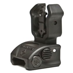Diamondhead Rear Polymer Sight Diamond Flat Dark Earth w/NiteBrite