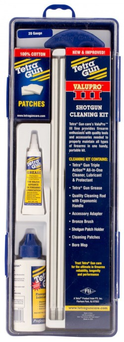TETRA 20 GA SHOTGUN CLEANING KIT