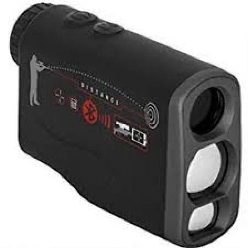 ATN Laser Ballistics 1500 Rangefinder w/ Bluetooth, Ballistic Calculator and Shooting Solutions App, Black, LBLRF1500B