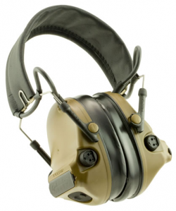 PELTOR COMTAC III HEARING DEFENDER COYOTE BROWN