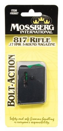 Mossberg 95887 Magazine 817 Bolt Action 17 5rd