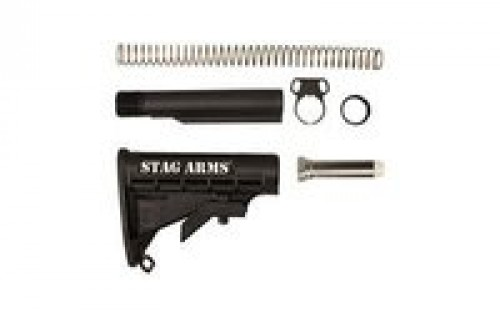 Stag Arms Tactical Stock Kit Black