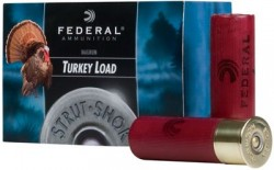 Federal FT139F5 STSHk 12 2oz Turkey 5rds