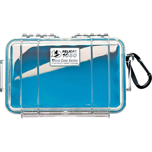 Pelican 1050 Micro Case Clear
