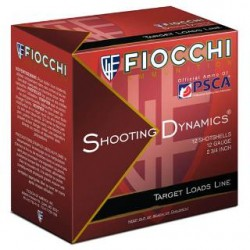 FIOCCHI 12GA 2.75 1.25OZ 7.5 SHOT 25RD BOX