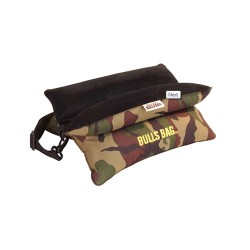 Uncle Buds Bench Rest Poly/Sued w/Carry Strap, 15