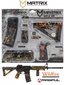 Matrix Diversified Industries MDI Magpul Wildfire Kit MAGMIL42-WF