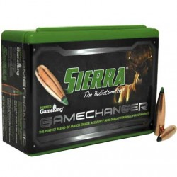SIE 6.5 130GR GAMECHANGE TGK .264 50/BOX