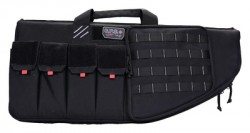 GPS Wild About Shooting Tactical AR Case 30 Inches Black