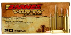 Barnes VOR-TX Rifle Ammunition - Copper