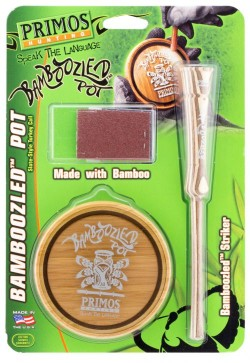 Primos Game Calls 241 Bamboozled Pot Call