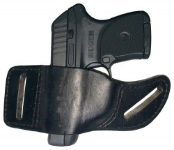 Flashbang Holsters FLASHBANG BELT SLIDE HOLSTER ! KEL-TEC 380 W/CTC LASER LH BLK