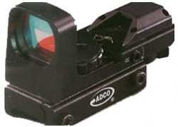 Adco International Solo Sight 1 inch Black
