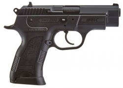 EAA Corp Sarsilmaz B6C Compact Black 9mm 3.8-inch 13Rds