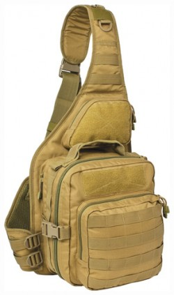 Red Rock Outdoor Gear Deluxe Rifle Backpack - Coyote, One-Size 80280COY