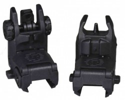 Flip Up Sights Set 1 Rear/1Fro