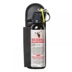 BEAR SPRAY 7.9OZ W/CHEST HLSTR