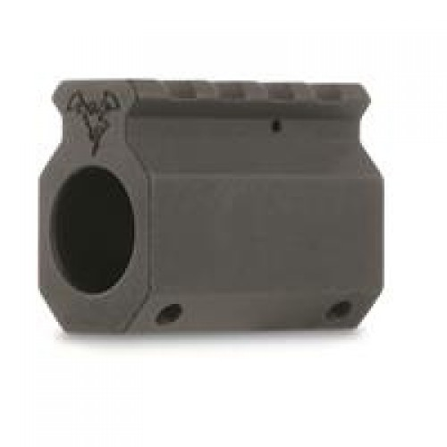 "DoubleStar AR-15 Picatinny Rail Gas Block, .750"" HBAR Barrel"
