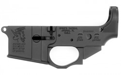 Spikes Tactical Snowflake Black 5.56 / .223 Rem Stripped Lower