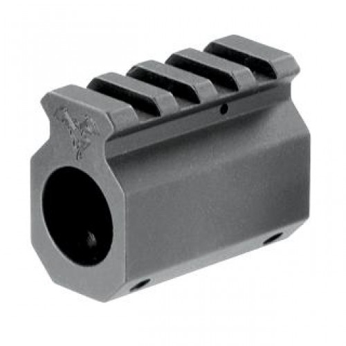DSC PICATINNY RAIL GAS BLOCK AR15 .9375