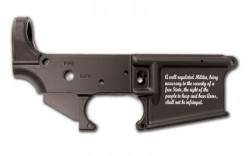 STAG STRIPPED 5.56 LOWER (2ND AMEND)