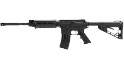 Standard Manufacturing Company STD-15 Semi-Automatic Rifle Black 5.56NATO/.223REM 16in Barrel 30rd LEFT HANDED