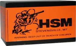 HSM Ammo .38 Special 158Gr. SWC Copper Coated 50-Pk