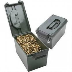 MTM AMMO TACTICAL MAG CAN HOLDS 15 30RD MAGS DK EARTH