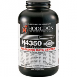 Hodgdon Smokeless Powder