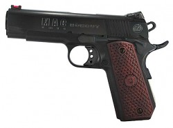 Metro Arms Co 1911 Bobcut Blued .45ACP 4.25-inch 8rd
