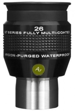 Explore Scientific 62 Series LE 26mm Argon Purged Waterproof Eyepiece