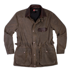 Kakadu Gunn-Worn Pilbara Washed Gravel Canvas Jacket