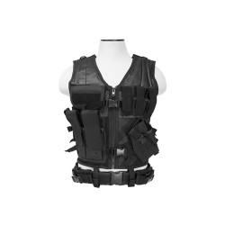 NCStar Black Tactical Vest